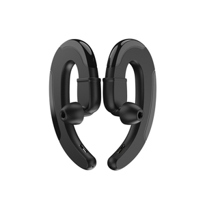 Image 4 - HBQ Q25 TWS Bone Conduction Ear hook Wireless Headphones With Microphone Bluetooth Earphone Headsets For IPhone