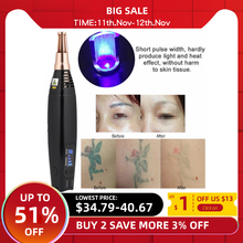 Scar Tattoo Removal Laser Pen Freckle Acne Mole Dark Spot Pigment Tattoo Removal Beauty Machine Pro Repair Picosecond Pen Salon
