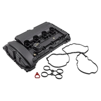 V759886280 Car Valve Cover Cap Tank with Gasket Assembly for Citroen C4 for Peugeot 308 CC RCZ 1.6