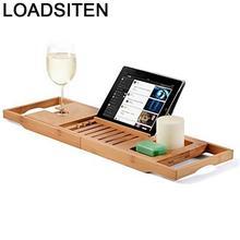 Bar for a Book Wine Aufbewahrung Badewanne Rack Shower Tub Tray Tablette Accessoires Baignoire Bathtub Accessories Bath Frame
