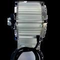 Motor permanente sem escova do ímã de dc48v/60 v 500w650w800w1000w, estrutura da roda dentada de 420/428, motor bonde do veículo