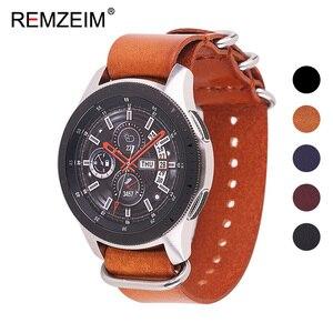 Ремешок из натуральной кожи, 18 мм, 20 мм, 22 мм, 24 мм, 5 видов цветов ремешок для часов Nato, кожаный ремешок Zulu с черной серебряной пряжкой