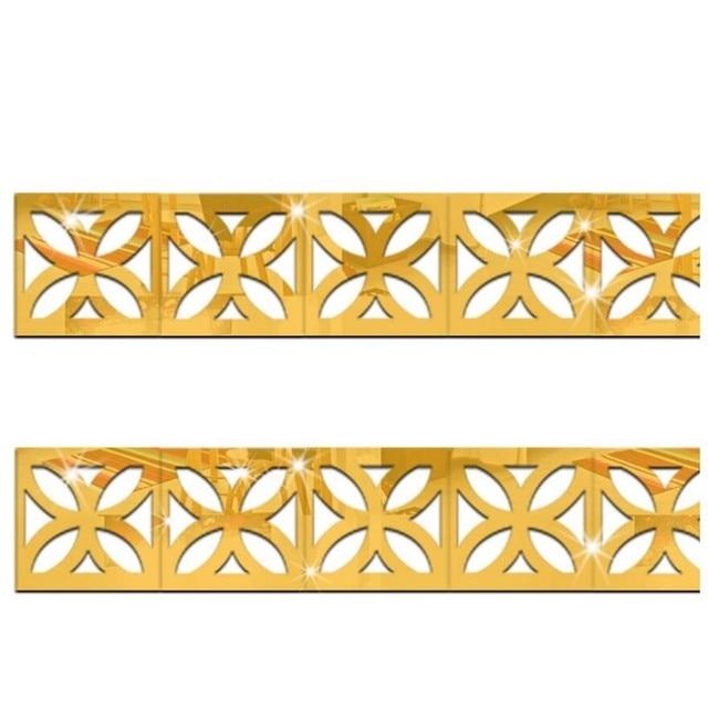 C Gold Waist line