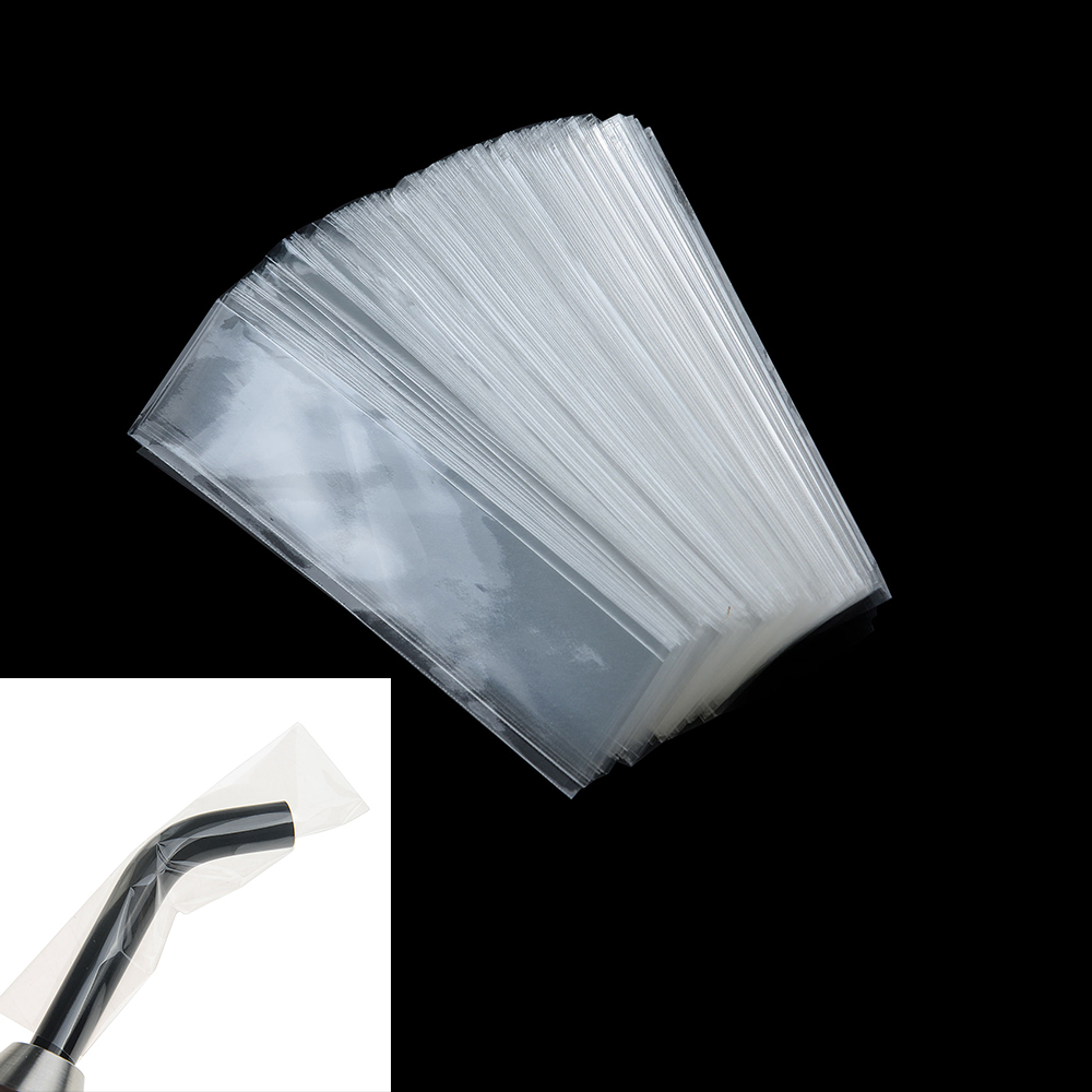 200 Pcs/pack Disposable Dental Ultrasonic Scaler Sleeve Handle Protective Cover/ Sleeve Dentistry Products Dentist Material