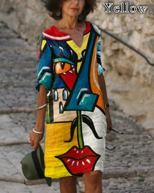 Fantastic deco dress 2