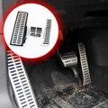 Keine Bohrer Pedal Fit Für VW Golf MK6 Jetta MK5 Vento Skoda Octavia A5 Teile Fuß Rest Accelerator Brems Gas kraftstoff Pad Matte Abdeckung-in Pedale aus Kraftfahrzeuge und Motorräder bei
