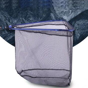 Best 100% Original JIGEECARP Triangular Folding Fishing Nets Fishing Accessories cb5feb1b7314637725a2e7: 1 PC L 50x60|1 PC M 45x60|1 PC S 38x40