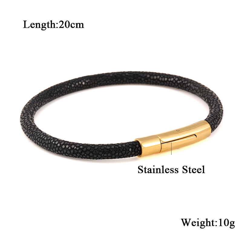 bracelet-Bracelets-Charm-bracelets-Stainless-steel-Men-watch-accessories-luxury-leather-stingray-Genuine-leather-bangle-hombre (1)