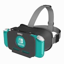 OIVO Công Tắc Lite VR Tai Nghe Cho Nintend Công Tắc Lite LABO VR Thực Tế Ảo Phim Công Tắc Trò Chơi 3D VR Mắt Kính odyssey Trò Chơi