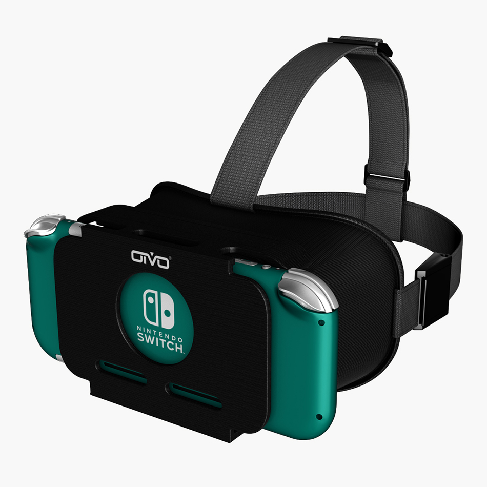 OIVO Switch Lite VR Headset For Nintend Switch Lite LABO VR Virtual Reality Movies Switch Game 3D VR Glasses For Odyssey Games