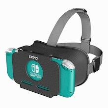 OIVO מתג לייט VR אוזניות עבור Nintend מתג לייט LABO VR מציאות מדומה בסרטים מתג משחק 3D VR משקפיים עבור אודיסיאה משחקים