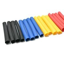 цена на 164/328/530Pcs Assorted Insulation Shrinkable Tube 2:1 Polyolefin Heat Shrink Tubing