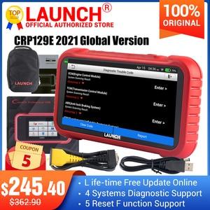 Image 1 - Starten X431 CRP129E Volle OBD2 ENG ABS SRS ZU Diagnose + Öl/Bremse/SAS/TMPS/ETS reset Creader 129E OBDII Code Reader Scanner