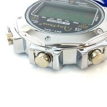 Silent Stopwatch with Light 0.01s Accuracy Countdown Timer Sports Stopwatch 57BB