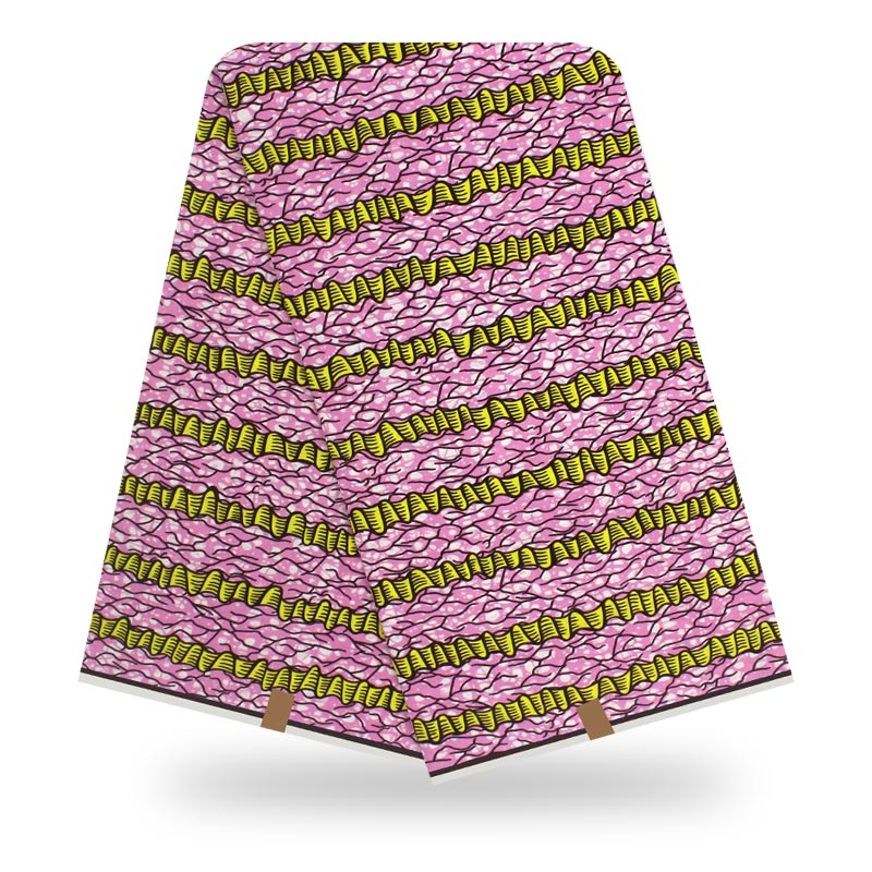 Veritable Wax Guaranteed Real Dutch Wax High Quality Pagne Original Duch Veritable Tissus Wax African Ankara Sewing Fabric Soft