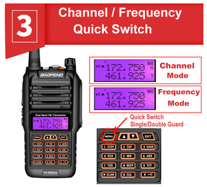 Image 4 - 2020 Newest Baofeng UV 9R Plus Walkie talkie two way radio vhf uhf 30 50km long range Ham CB radio station UV9R Plus 160 Channel