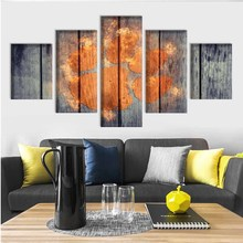 University Rugby Team Clemson Tigers Paintings Modern Home Decor Living Room Bedroom Wall Art Canvas Print Painting Calligraphy