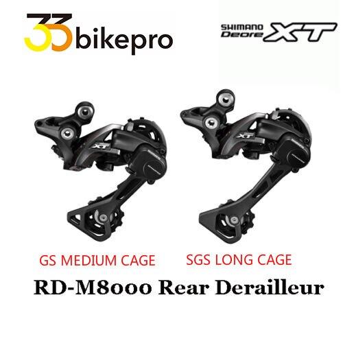 Shimano XT RD-M8000 Rear Derailleur