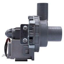 Pompe de vidange de machine à laver, 20W, moteur, 24/24mm, pièces de rechange pour réparation de lave linge dédié