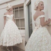 vestido novia cortos RETRO VINTAGE