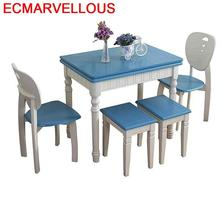 Salle Dinning Set Yemek Masasi Tisch Eettafel Eet Tafel A Manger Moderne Desk Comedor Tablo Mesa De Jantar Dining Table
