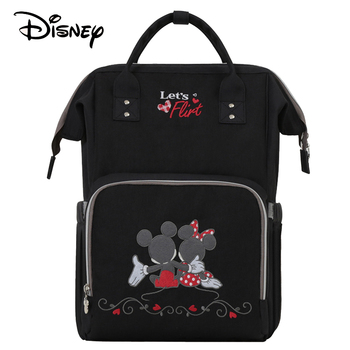 Disney Diaper Bag Usb Baby Care Travel Backpack for Mom Mummy Maternity Wet Bag Waterproof Nappy Stroller Boy Bag Organizer colorland diaper wet bag backpack baby bags mom travel mummy maternity bag organizer fashion printing changing nappy backpacks