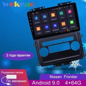 Wekeao 9'' 1 din Android 9.0 C