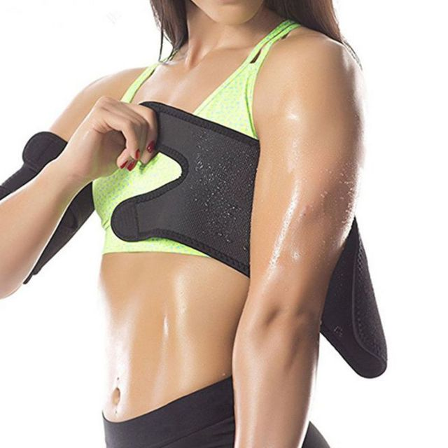Adjustable Waist Bandage Sweat Body Shapers One-piece Hip Belt Arm Sweat Belt Buttocks Trainer Slimming Shaper Belt Hot 2