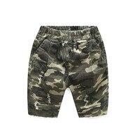 2019 Camouflage Boys Shorts Baby Boy Casual Summer Beach Children's Short Pants Cartoon Toddler Boy Short Trousers 2 6 Years