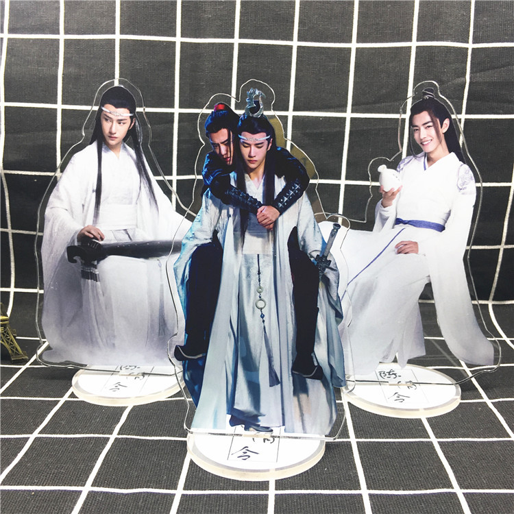 The Untamed Chen Qing Ling  Xiao Zhan Wang Yibo Acrylic Stand Figure Model  Collection Charm Souvenir Accessories Birthday Gift