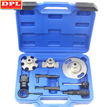 Outil de réparation de retrait dalignement de verrouillage darbre à cames de synchronisation de moteur pour Touareg Audi A4/VAG2.7 & Q7/3.0 outils de Garage automatique