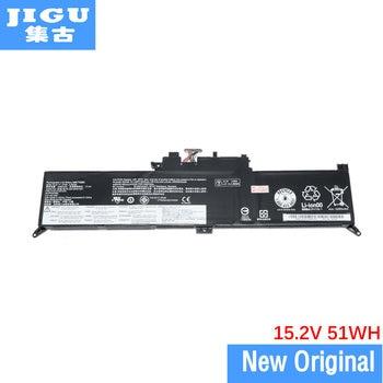 JIGU 15.2V 51WH Original Laptop Battery 01AV434 SB10K97591 For Lenovo For ThinkPad Yoga 260 370 370 X380