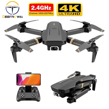 2020 NEW RC drone 4k  WIFI live video FPV 4K/1080P drones with  HD 4k Wide Angle profesional Camera quadrocopter dron TOYs