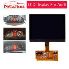 Auto zubehör Für Audi LCD Display A3 A4 A6 S3 S4 S6 für VW VDO für Audi VDO LCD cluster in lager jetzt dashboard pixel reparatur