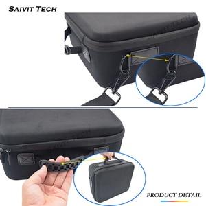 Image 5 - Большая сумка для переноски Nintendo switch, защитные аксессуары из ЭВА, жесткий чехол для путешествий, чехол для консоли Nintendo Switch