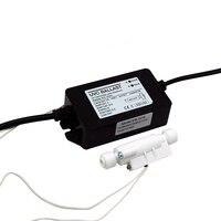 Lastro uv da lâmpada de coronwater com interruptor de fluxo e alarme do defeito para a lâmpada 12 16 w EB GFS16|Peças p/ filtro de água| |  -