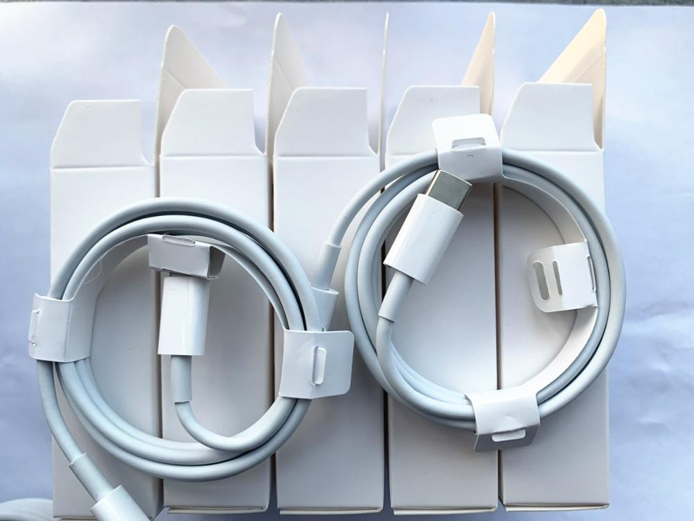 PD Charging-Cable Phone Usb-C-Core Quick-Charge Type-C for 11-Pro Max 10pcs/Lot New-Box
