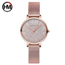 2019 New Women Quartz Watches Fashion Luxury Rose Gold Mesh Women's Watch Relogio Feminino Ladies Watch For Women Reloj Mujer цена и фото
