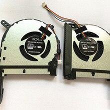 SSEA New CPU GPU Cooling Cooler Fan for ASUS FX86 FX95G FX705G FX505 Laptop