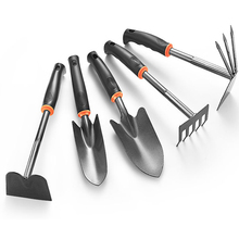 Garden Tools HouseholdGrow Flowers Tools Small Shovel Spade Five-piece Creative Portable Plant Planting Tools