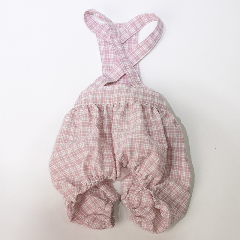 puppy jumpsuit set summer clothes dogs (5)