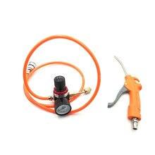 Клапан гелия низкого напряжения надувной рот двойного назначения гелий количественное оборудование гелий машина гелиевый клапан