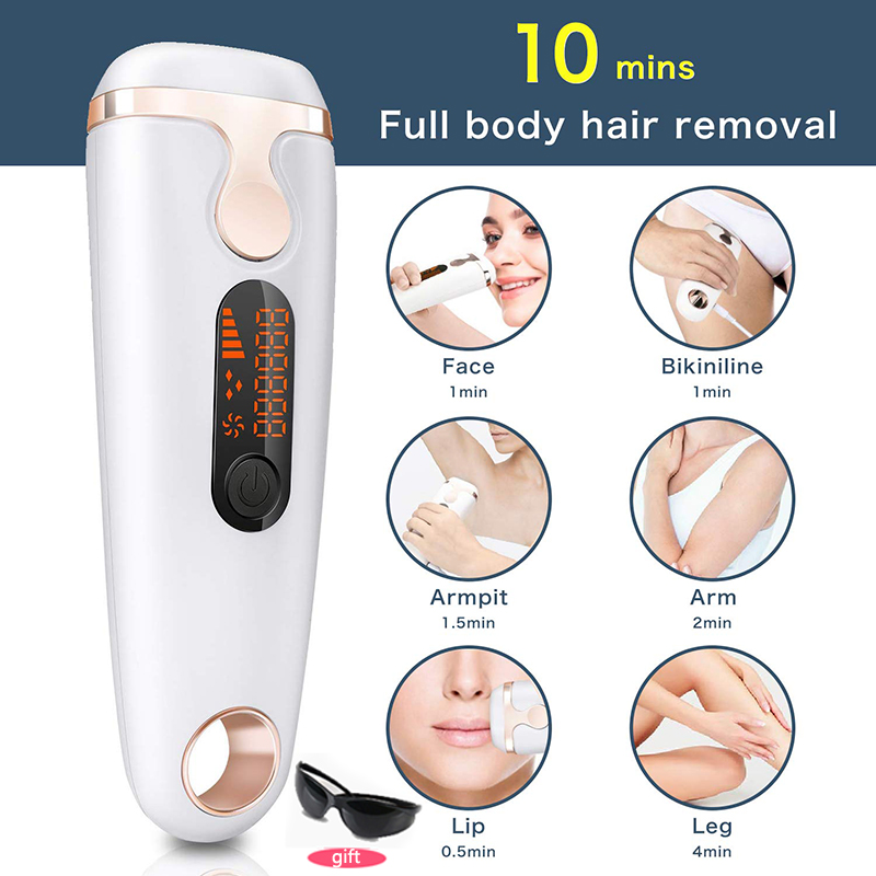 Ipl Hair Removal Laser Epilator For Women Laser Permanent Whole