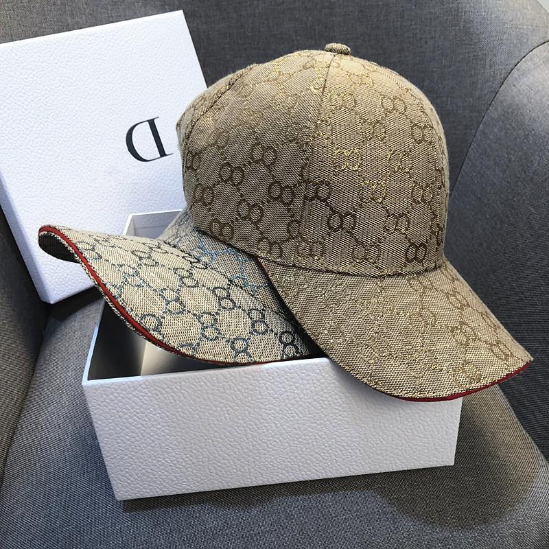 Fashion Trend Universal Men Sun Hats Women's Hat Golden Hip Hop Baseball Cap Men Snapback Adjustable Casual Women Caps Trump Hat