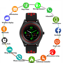 Smart Watch Men IP68 Waterproof Activity Tracker Fitness Tracker Smartwatch Clock for android iphone IOS phone apple watch 3 nike sport smart watch electronic ip68 waterproof activity tracker smartwatch fitness tracker wearable devices