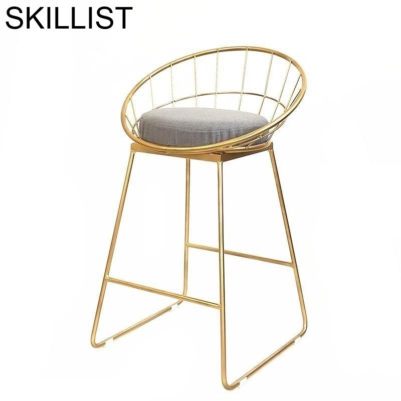 Para Stuhl Sedie Table Stoelen Taburete La Barra Banqueta Todos Tipos Stoel Tabouret De Moderne Cadeira Stool Modern Bar Chair