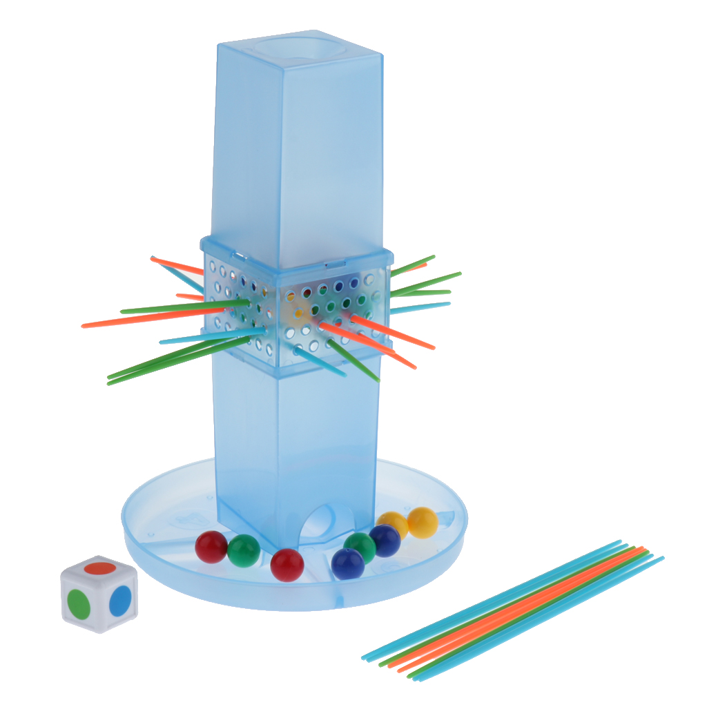 Mini Desktop Toys - Tabletop Pull Rod Game Fun Board Game For Kids Adult Family Party Fun Time