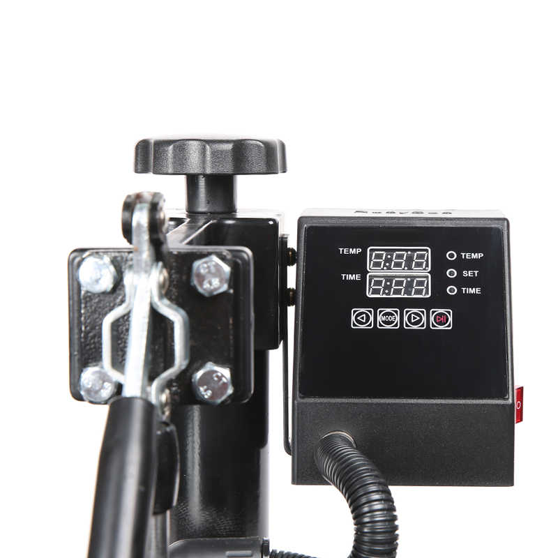 15x15CM RB-NL15 çift ekran etiket ısı basın makinesi salıncak ısı Transfer etiketi yazıcı DIY etiket BASKI MAKİNESİ
