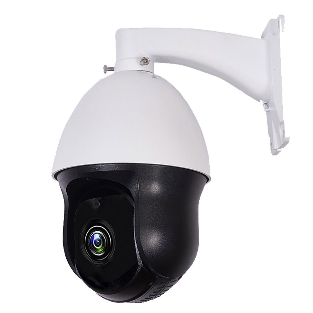 1080P AHD PTZ Camera 2MP 30X Zoom IR 60M 8LED Security CCTV AHD Dome Outdoor Weatherproof 30X Video Surveillance Cameras image