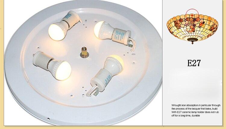 European-Tiffany-ceiling-retro-shell-Mediterranean-Sea-pastoral-Ceiling-Lights-luminaria-teto-Ceiling-Lamps-For-Home (2)